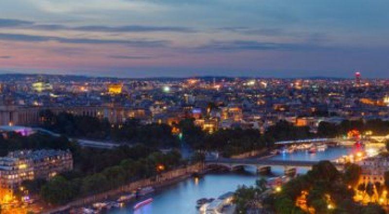 معلومات عن باريس