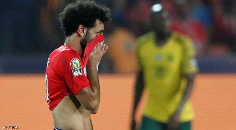 جنوب إفريقيا تطيح بمنتخب مصر خارج