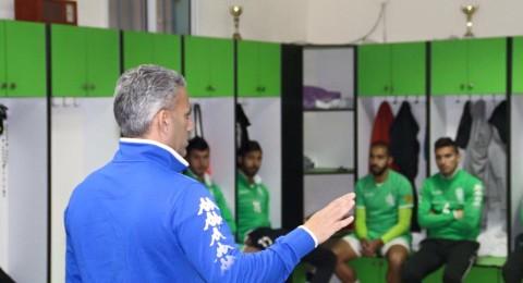 اليوم وبكادر شاب وتعزيز متواضع يستهل الاخاء النصراوي مبارياته
