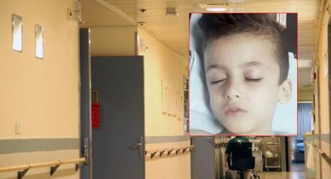 نقل الطفل دوابشة لمستشفى