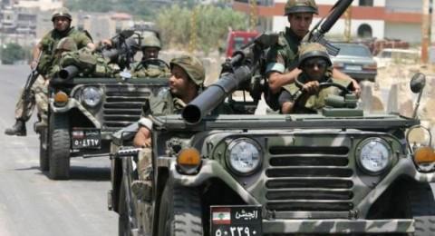 الجيش اللبناني يتسلم مساعدات أمريكية
