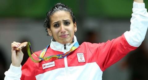 التونسية إيناس بو بكري فخر الرياضة الأفريقية والعربية