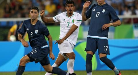 الجزائر تودع اولمبياد ريو بعد الهزيمة امام الأرجنتين