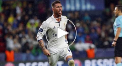 ريال مدريد يقهر اشبيلية و يحقق السوبر الاوروبي