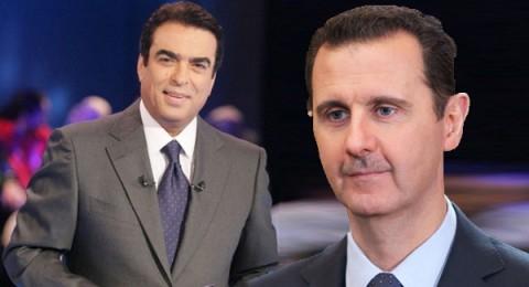جورج قرداحي: لو لم يبق بشار الأسد في السلطة لكانت سوريا الآن كالصومال وليبيا!