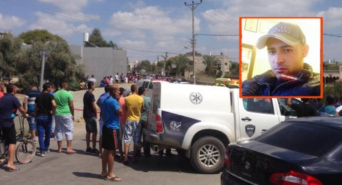 كفرقرع: مقتل علي حسام عبدالغني(20 عاماً) واصابة شقيقه في عملية اطلاق نار
