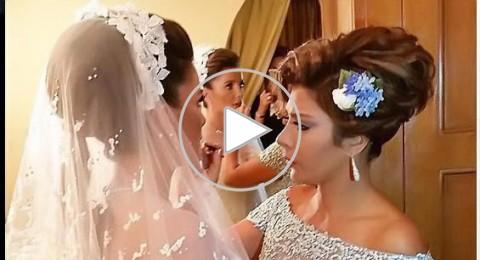 أصالة تحتفل بزفاف ابنتها شام في شرم الشيخ