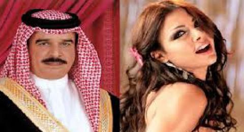 اشتباك بالايدي وضرب بين ملك البحرين وهيفاء وهبي