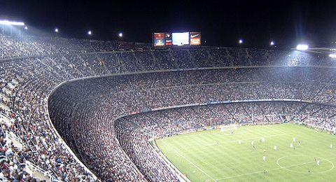 لاعب برشلونة يتعرض للخطف!