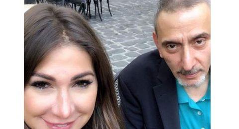 ديما صادق تنشر فيديو من داخل منزل زياد الرحباني