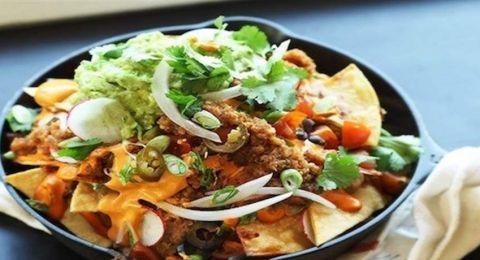 5 وجبات نباتية صحية للحصول على وزن مثالي
