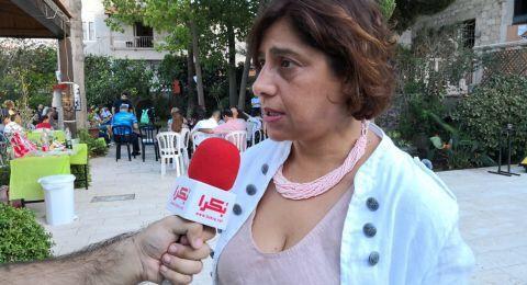 شهيرة شلبي: نستعدّ في جبهة حيفا لجملة من النشاطات