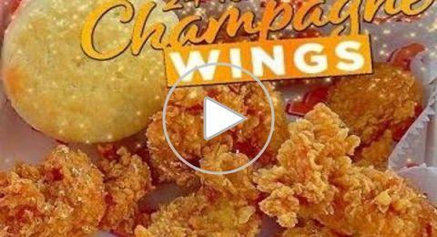 سلسلة مطاعم أمريكية تقدم دجاجاً مخلوطاً بالذهب