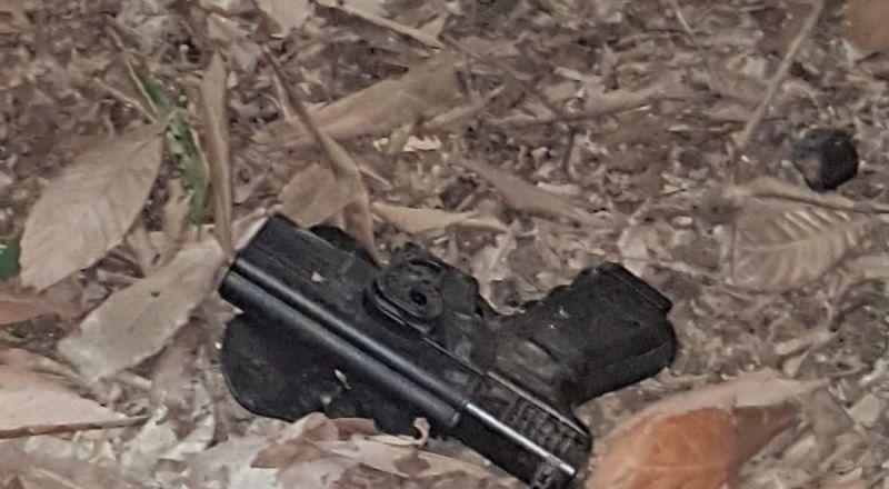 ضبط اسلحة في الفريديس