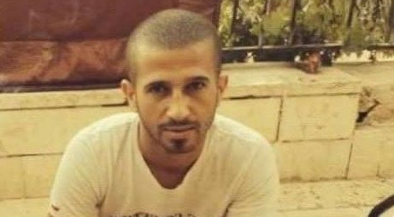 استشهاد الأسير وسام عبد المجيد الشلالدة في معتقلات الاحتلال