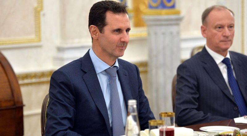 الرئيس السوري: اتفاق إدلب إجراء مؤقت