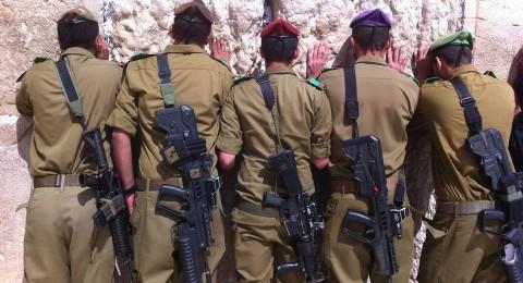 اسرائيل: الانتحار يشكل سببا رئيسيا لوفاة الجنود في العام الماضي