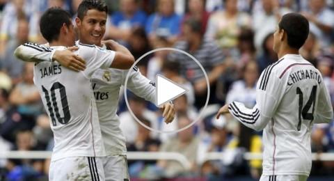 ريال مدريد يعود الى درب الانتصارات من بوابة ديبورتيفو