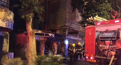 الإنفجار في حيفا: تمديد اعتقال المشبوه احمد حمزة ابو بكر بـ 3 ايام