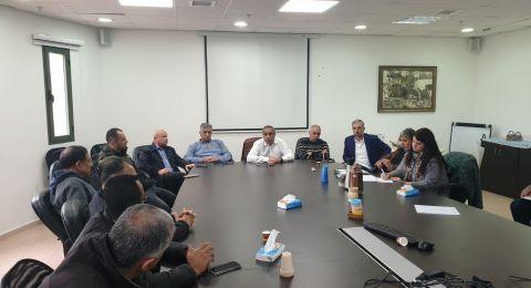 مواجهة الكورونا: جلسات طارئة في بلدية امّ الفحم ومجلس عرعرة