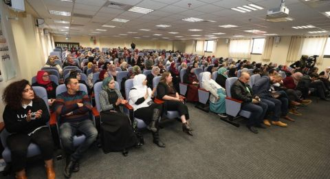 حضور واسع ونجاح كبير للمؤتمر النسائي التشغيلي