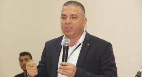 سخنين: الشرطة تلقي القبض على شاب هدد رئيس البلدية د. صفوّت ابو ريا