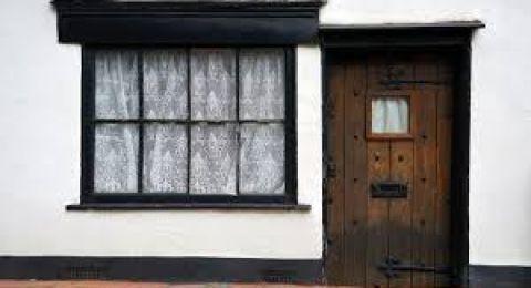 أبواب خشب خارجية للمنازل