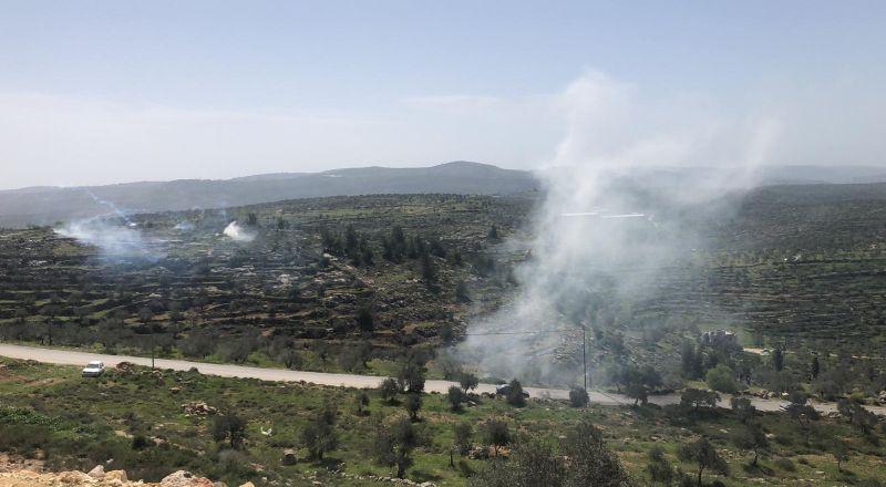 استشهاد طفل متأثرا بجروح أصيب بها خلال اقتحام الاحتلال ومستوطنيه جنوب نابلس