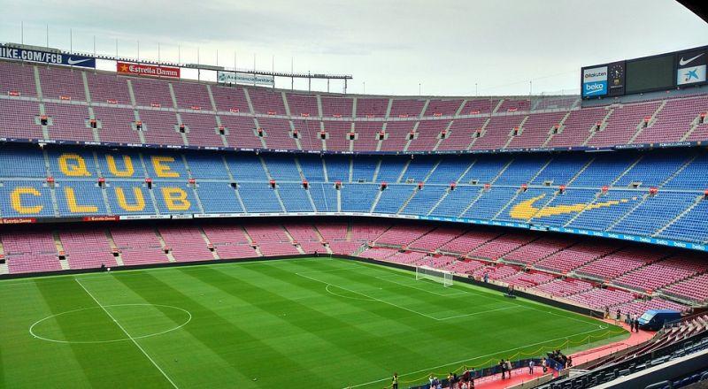 مباراة برشلونة مع نابولي في دوري الأبطال بدون جمهور Bb0stadium-4651642_960_720