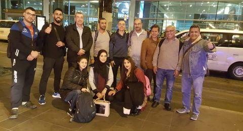 وفد جمعية أطباء الأسنان العرب يصل كولومبيا للمشاركة بدورة زراعة الأسنان المتقدمة