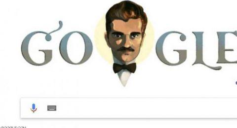 """""""غوغل"""" يحتفي بالفنان عمر الشريف"""