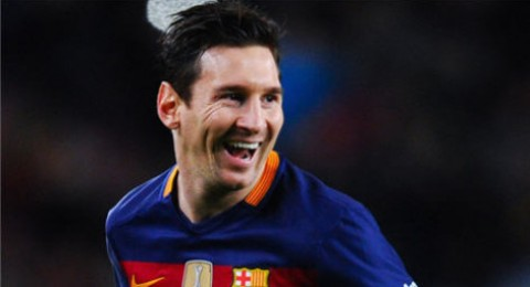 ميسي: سنكون سعداء لو حقق اتلتيكو مدريد دوري الابطال