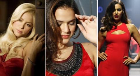 مونديال 2014 : أبرز 20 شخصية نسائية مؤثرة في مونديال البرازيل