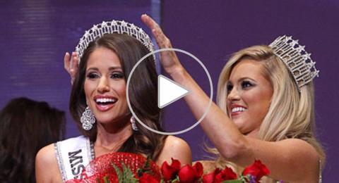 ملكة جمال الولايات المتحدة: بطلة التايكوندو نيا سانشيز