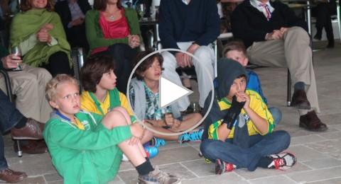 رام الله: ممثلية البرازيل تحتفل بافتتاح كأس العالم