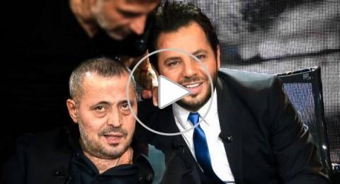 جورج وسوف لنيشان: انا بلدي الاول سوريا وبلدي التاني ودمي لبنان