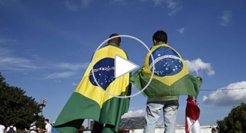 أجواء ما قبل افتتاح مونديال البرازيل 2014