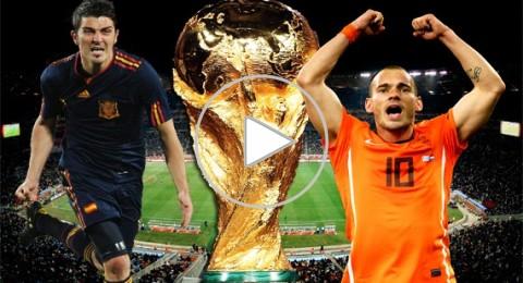 مونديال 2014 : موعدنا الليلة مع قمة مبكرة بين اسبانيا وهولندا