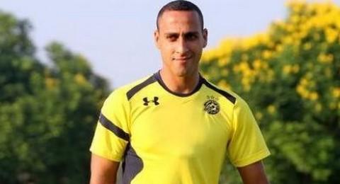 مهران راضي يرتدي الزي الاصفر ويباشر التدريبات في مـ تل ابيب