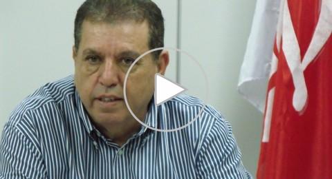 عمرور: سنعمل على رفع مكانة الرياضة في المجتمع العربي