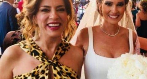 اعلامية لبنانية شهيرة تدخل القفص الذهبي بعد حفل وداع العزوبية