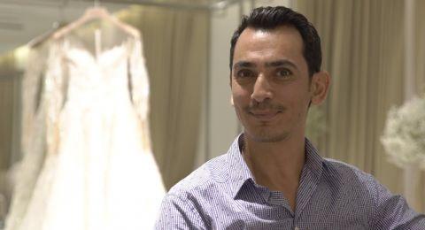 منسقة الازياء ليالي حوا: حلم حياتي أن يجمعني عرضًا مع المصمم  الأزياء السوري رامي العلي