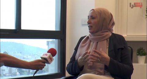 المرشحة إيمان خطيب- ياسين (المشتركة): تواجد امرأة ملتزمة بالكنيست سيفتح أبواب كثيرة للنساء الملتزمات