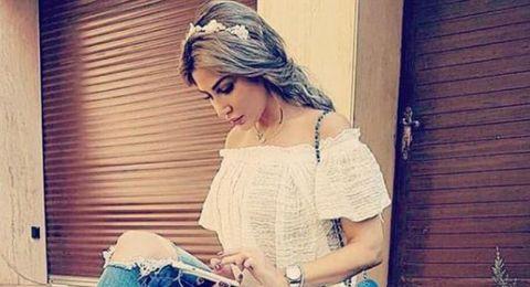 إنتقادات لاذعة لممثلة سورية بسبب جرأة فستانها.. هذا ما فعلته أمام الكاميرا
