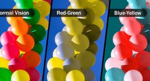عمى الألوان.. هكذا يرى المرضى العالم من حولهم!