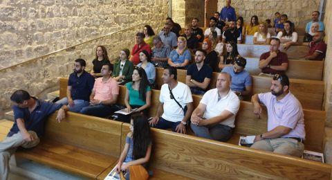 رابطة المهندسين والمعماريين العرب تستمر بنشاطاتها