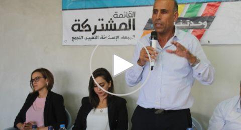 منصور دهامشة يرد على بيان أبناء البلد: لم نستعمل أموالا فاسدة وندفع من جيوبنا