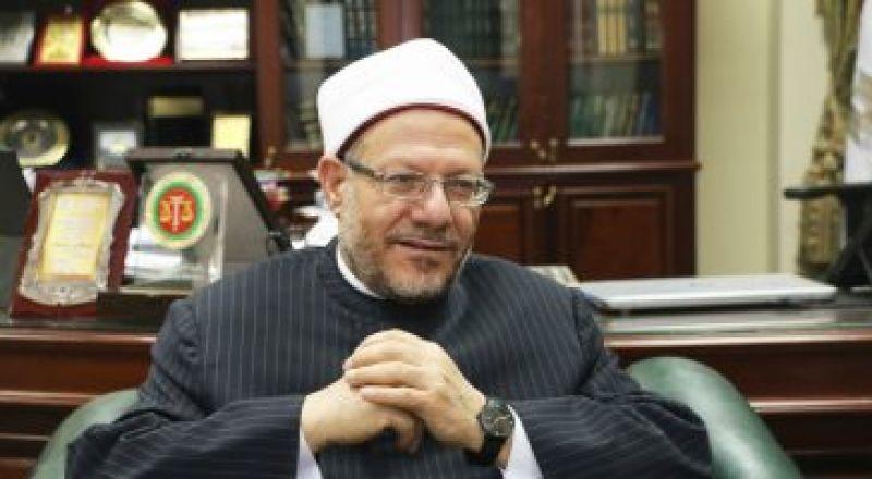 مفتى مصر: المحافظة على النفس من مقاصد الشريعة الإسلامية