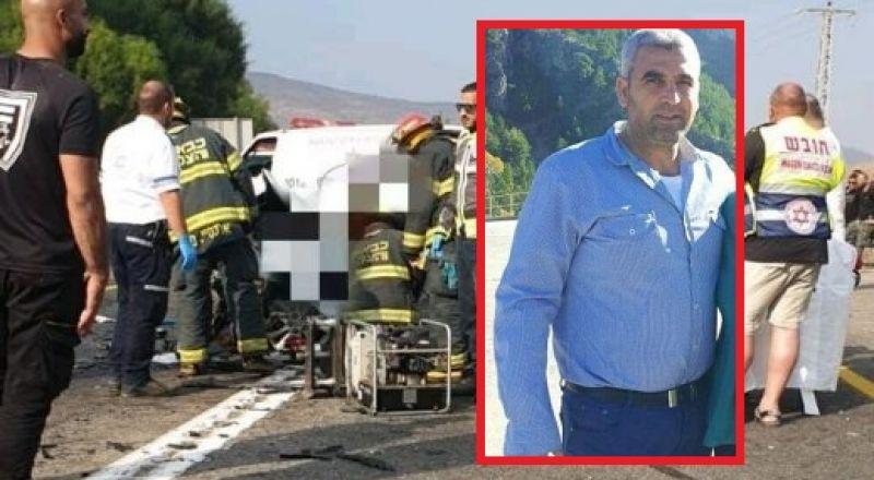 كفرمندا: مصرع حسن عبد الحميد واصابة اخر في حادث طرق