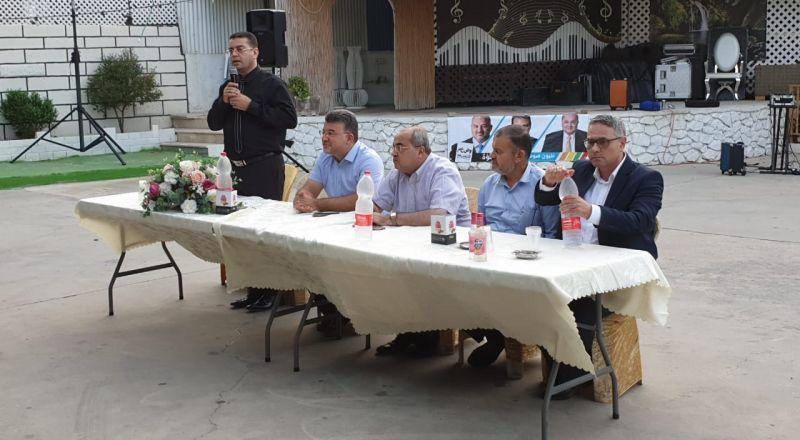 باقة الغربيّة: اجتماع حاشد داعم للمشتركة